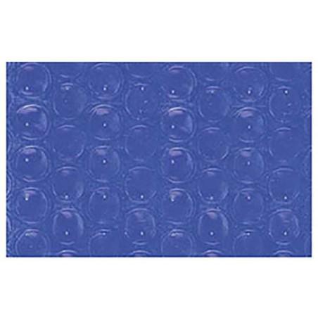 Bâche à bulles sur mesure Bleu/Bleu