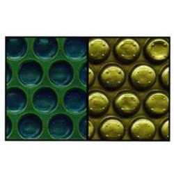 Bâche à bulles sur mesure Bleu/Or