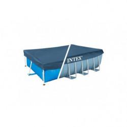 Bâche Hiver Intex pour piscine rectangulaire Metal Frame et Prism Frame