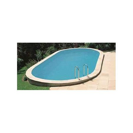 Piscine enterrée - Bâche à bulles BUL QUATTRO (500 MICRONS SOL+GUARD