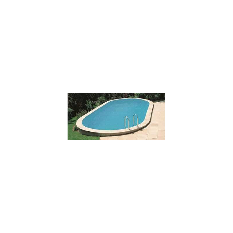 Made-to-Measure Bubble Cover for Wooden Pools | | Bâche à bulles s...
