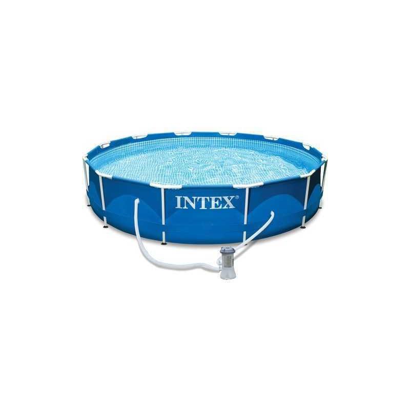 Piscine Intex Metal Frame 3