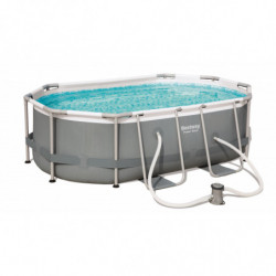 Piscine tubulaire BestwayPower Steel 3
