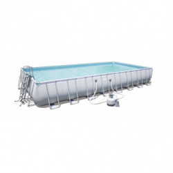 Piscine tubulaire Bestway Power Steel 9