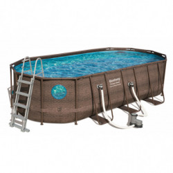 Piscine tubulaire Bestway Power Steel Vista Series 5