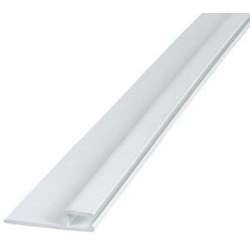 Profilé Horizontal PVC HUNG 2mlx38mm