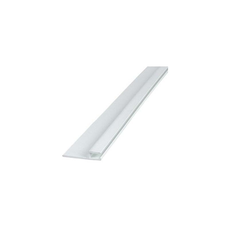 Profilé Horizontal PVC HUNG 2mlx38mm