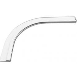 Profilé Horizontal PVC HUNG rayon15cm