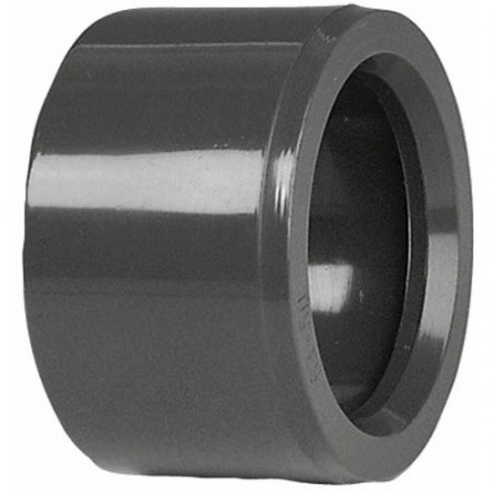 Réduction simple PVC MF Ø63-50