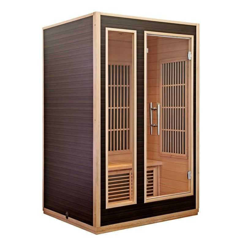 Sauna HARVIA Radiant 2 personnes