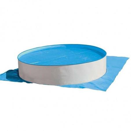Tapis de sol pour piscine hors-sol