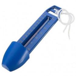Thermomètre bleu