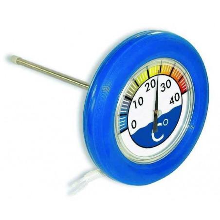 Thermomètre flottant bouée