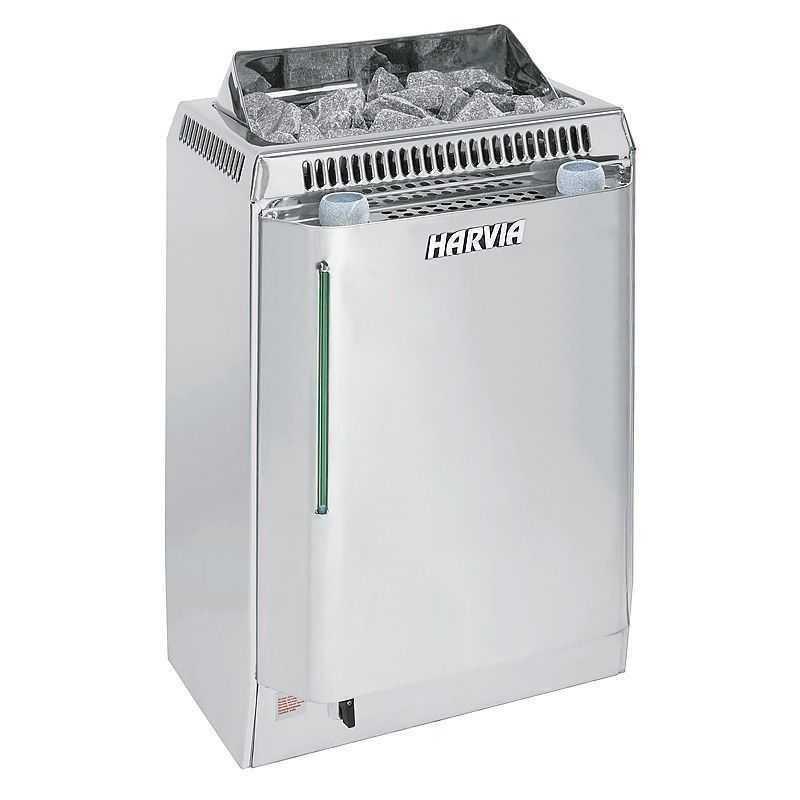 TopClass Combi KV50SEA: Poêle electrique HARVIA