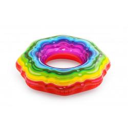 Bouée gonflable Rainbow...