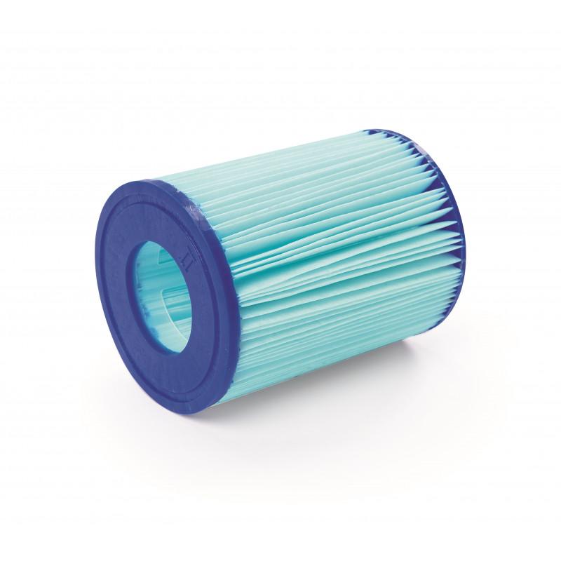 Cartouche de Filtration Taille II Anti-mocrobienne Bestway