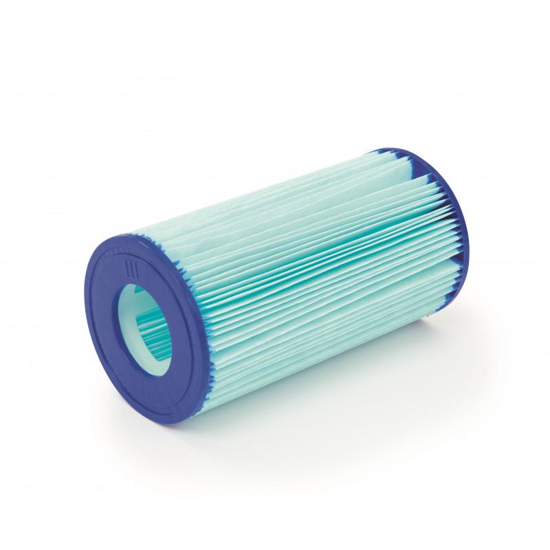 Cartouche de Filtration Taille III Anti-mocrobienne Bestway