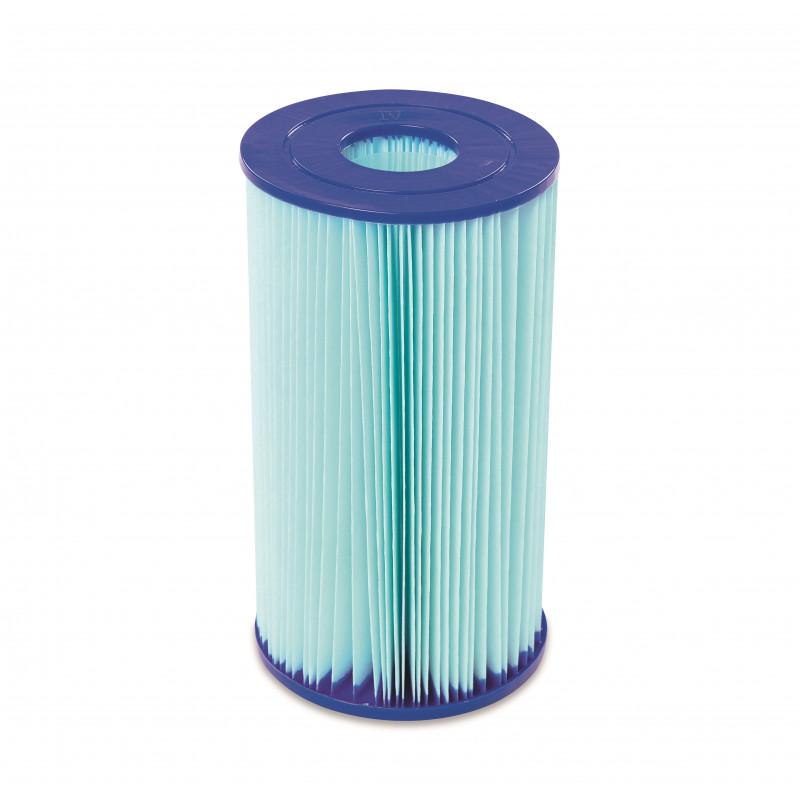 Cartouche de Filtration Taille IV Anti-mocrobienne Bestway