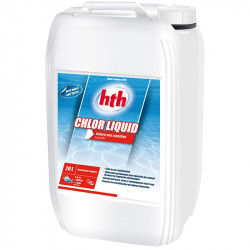 HTH Liquid Chlorine 20 liters
