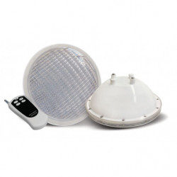 Ampoule à Led Couleur PAR56 avec télécommande