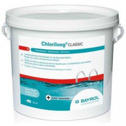 Chlore lent Chlorilong 2Classic Bayrol (anciennement Chlorilong 250)