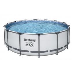 Bestway Steel Pro Max Round Tubular Pool 4,27x ↕1,22m