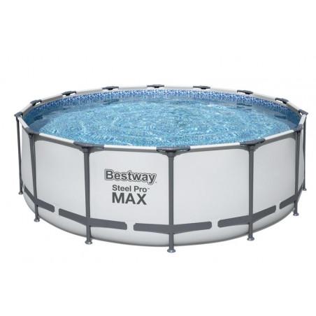 Bestway Steel Pro Max Rundrohrbecken 4,27x ↕1,22m