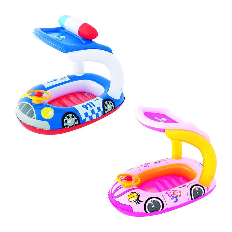 Bouée voiture gonflable Bestway