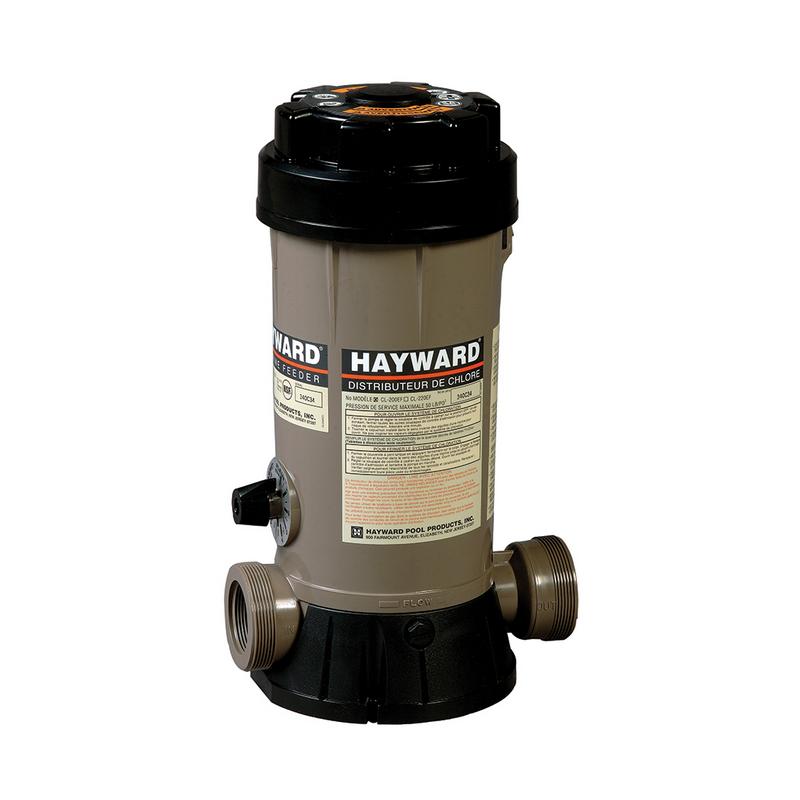 Chlorinateur en By-Pass Hayward