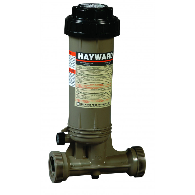 Chlorinateur en ligne Hayward