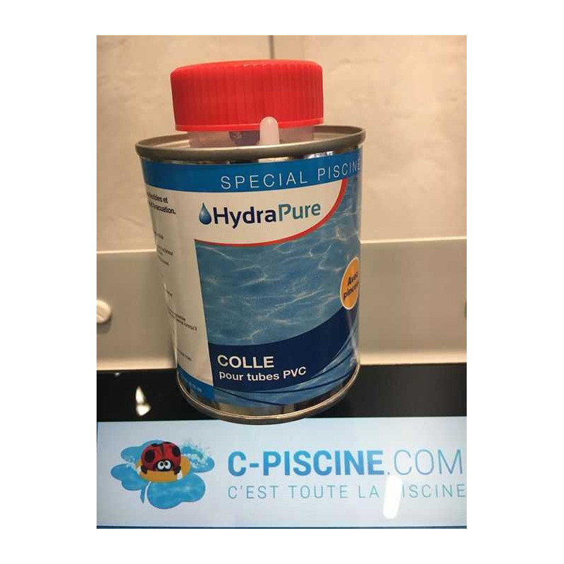 Colle Bleue 250ml avec pinceau