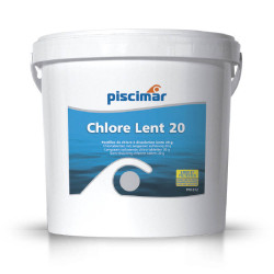 Chlore lent 20G Piscimar