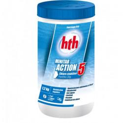 HTH CHLORE  MINITAB ACTION 5 1,2KG