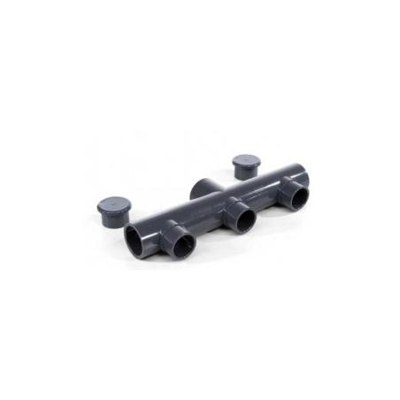 Collecteur PVC Ø50mm