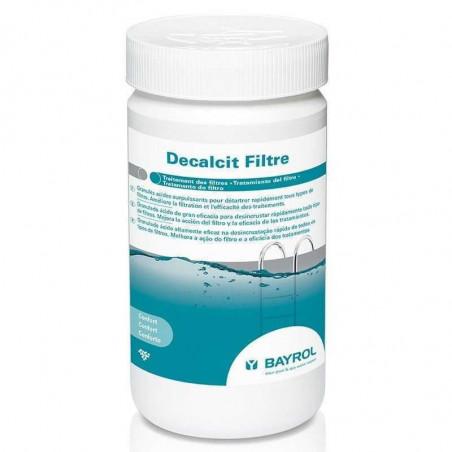 Decalcit Filtre 1kg Bayrol