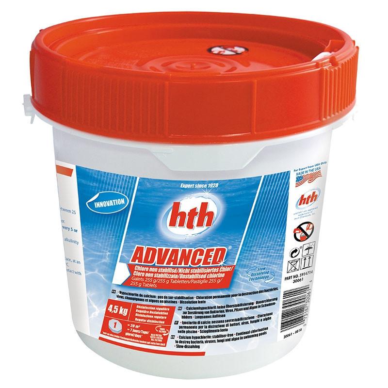 HTH Advanced 4
