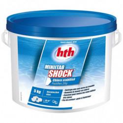 HTH Minitab Shock-chlore choc