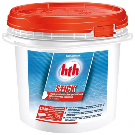 HTH Stick chlore lent non stabilisé