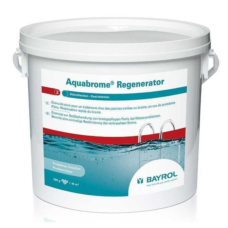 Aquabrome Régénérator 5kg
