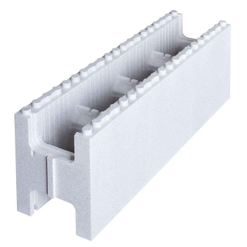 Kit escalier droit largeur piscine pour structure C-BLOCK CLASSIC 1