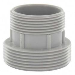 Adaptateur Intex pour raccorder filtre à sable/piscine 2'' x 1''1/2