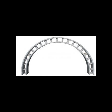 Kit remplissage escalier roman pour structure C-BLOCK PREMIUM 1