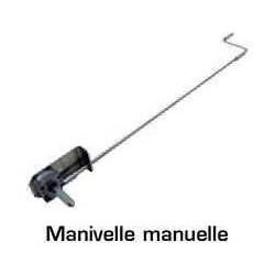 Manivelle manuelle démultiplication 1/5