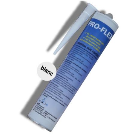 Mastic colle PRO-FLEX Blanc