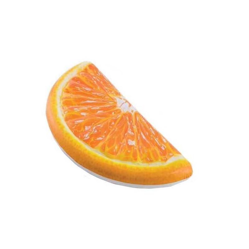 Matelas gonflable Orange Intex