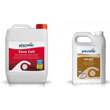 Pack Celnet + Save Cell Piscimar