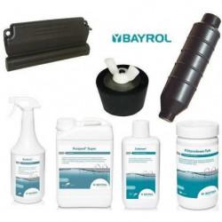 Pack hivernage complet Bayrol (matériel + produits Bayrol)