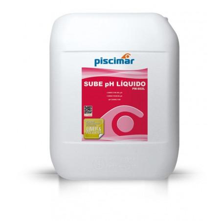 PH Plus Liquide Sube pH Piscimar