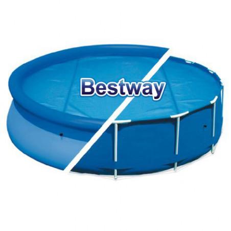 Bâche à Bulles Bestway pour piscine ronde Tubulaire ou Autoportante