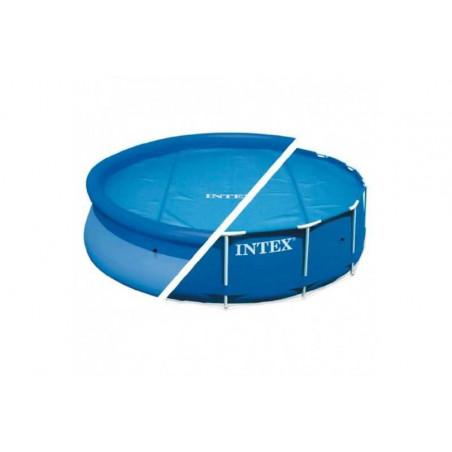 Bâche à Bulles Intex pour piscine ronde Tubulaire ou Autoportante